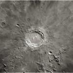 """Cratere Copernico - LX200 10"""" @f/25"""