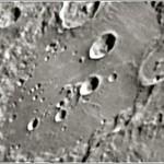 """Cratere Clavius - LX200 10"""" @ f/30"""