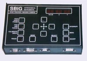 La mia prima camera CCD (1993)! Attualmente usata (poco) come autoguida. Si tratta della famosissima e quasi immortale SBIG ST-4.
