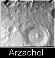 Il cratere Arzachel
